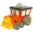 Wooden Money Box The locomotive Le Coin Des Enfants