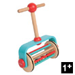 Tatoo Push N' Roll Wooden Push Toy Janod