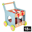 Wooden Barbecue Trolley Janod