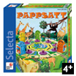 Pappsatt Feeding time Game Selecta