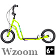 Wzoom Scooter 6+ - GREEN Yedoo