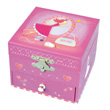 Cube Musical Box Girl Trousselier