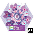 Petals and Pistils purple Design by Flip Flop Design