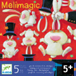 Melimagic Strategy and memory game Djeco