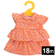 Orange Dress 30 cm Doll Clothes Corolle
