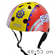 Fire Bike Helmet for kids - Size S (2-5 years) Kiddimoto