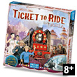 Ticket to ride Legendary Asia Expansion Days of Wonder