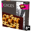 Gyges wooden strategic game Gigamic