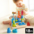 Plug & Stack Master Builder, Large Set Haba