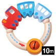 Jingle Train Clutching Toy for baby Haba
