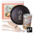 Pizza Pizza Cooking Kit sommerburg & winterschloss