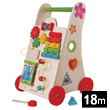 Wooden Activity Walker EverEarth