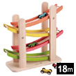Wooden Ramp Racer EverEarth
