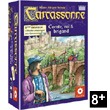 6th Expansion for game Carcassonne Filosofia
