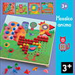 Mosaco animo - Mosaic game Djeco