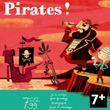 Pirates! Strategy game Djeco