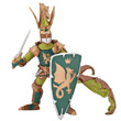 Weapon Master Dragon Hand-painted figurine Papo
