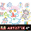 Artist&#039;ik - Eduludo Educational Game Djeco