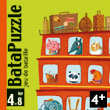 BataPuzzle Battle game (cards) Djeco