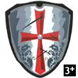 Shield of Crusader - Foam Accessory for kids Le Coin Des Enfants
