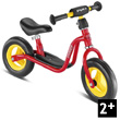 Red Kids learner bike LRM Puky