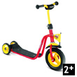 Red R1 Scooter for kids Puky