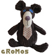 My first Gromos Bear - Simply Déglingos Déglingos