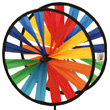 Eolienne Magic Wheel Twin Ø45cm Colours in Motion