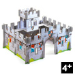 3D Medieval Castle - Cardboard POP'N PLAY