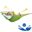 Sonrisa Single Hammock with spreader bars La Siesta Hammocks