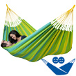 Sonrisa Colombian Weatherproof Double Hammock La Siesta Hammocks