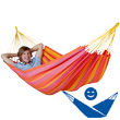 Sonrisa Colombian weatherproof Single Hammock - Mandarine La Siesta Hammocks