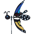 Lady Rainbow 58cm Decorative Garden Spinner Premier Kites & Designs