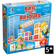 Bill &amp; Betty Bricks Wooden Game Smart Games