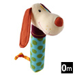 Jef the Dog Rattle Toy Lilliputiens