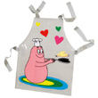 Tablier en toile cire Barbapapa