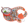 Baby Set Elmer Elephant Tableware 4 pieces Petit Jour