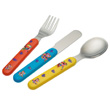 Elmer Elephant Cutlery Set for kids Petit Jour