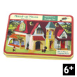 Mixed-up House Magnetic Design Set Mudpuppy