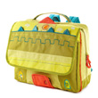 Large Green Schoolbag Walter Dragon Lilliputiens
