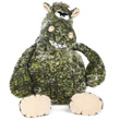 Queen of Nil Plush Hippopotamus Beasts Sigikid