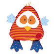 Cherry pit Owl - Heat storing cushions Sigikid
