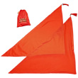 Fluoro Flag Poi Angel Wings (pair of)