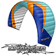 Peter Lynn Charger 6.5m² kite only