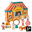 Story Box Circus Wooden Toys
