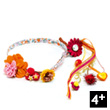 Flowers and pistils Hair Jewel Djeco