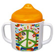 Mug enfant Peace & Love la Happy Farm Ebulobo