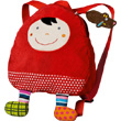 Red Riding Hood Back Pack - T'es fou louloup Ebulobo