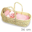 Basket Ecolo Doll for doll up to 36 cm Petitcollin