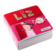 Liz Book - Cardboard book Lilliputiens